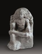 Picture of FIGURE OF SHIVA AS DAKSHINAMURTI / STONE SCULPTURE