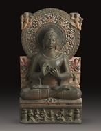 Picture of STONE SCULPTURE OF GAUTAM BUDDHA