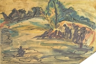 Picture of RAMKINKAR BAIJ (1906 - 1980)