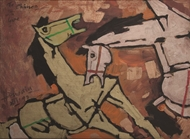 Picture of MAQBOOL FIDA HUSAIN (1915 - 2011)