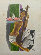 Picture of MAQBOOL FIDA HUSAIN (1915 - 2011)