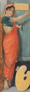 Picture of M. V. DHURANDHAR (1867 - 1944)