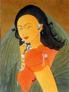 Picture of A. R. CHUGHTAI (1897 - 1975)