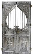 Picture of SILVER DOUBLE DOOR