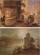 Picture of INDIA ANCIENT & MODERN (1823 - 1899)