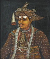 Picture of RAJA RAVI VARMA (1848 - 1906)