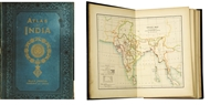 Picture of JOHNSTON ATLAS OF INDIA