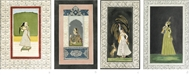 Picture of FRENCH INDIAN MINIATURES ( Balthelmy Saint Hilaire  )