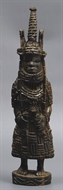 Picture of A hardwood (Ebony) African tribal