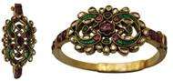 Picture of A traditional south-Indian (Probably Chettinad) arm Bracelet