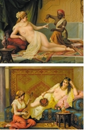 Picture of Der Akt ( The Nude )  C. 1894