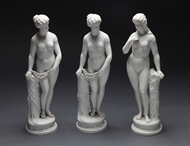 Picture of Group of Continental Parian sculptures