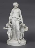 Picture of A fine Continental Parian sculpture
