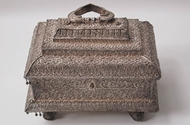Picture of A very attractive Orissan silver Jewellery Box
