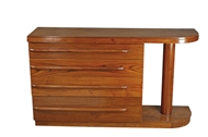 Picture of A Solid Burma Teakwood Chest of Drawers