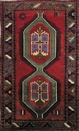 Picture of A Kazak Shikli Rug