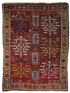 Picture of A Kazak 'Tree of Life' Rug