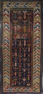 Picture of A Lesghi or Moghan Long Rug