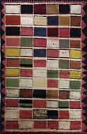 Picture of A Gabbeh Luri Rug