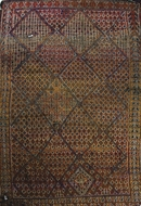 Picture of A Large Moroccan Carpet