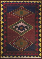 Picture of A Gabbeh Qashqai Rug