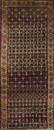 Picture of An Unusual Kurdish Long Rug