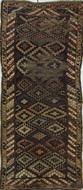 Picture of A Kurdish Sanandaj or Sauj Bulag Carpet
