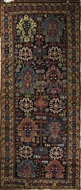 Picture of A Very Rare Khorassan Kurdish Rug