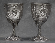 Picture of A Pair of richly cast