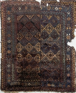 Picture of An Uzbek or Kyrgyz Julkhyr Rug