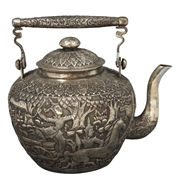Picture of A Burmese tea pot