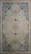 Picture of A French Aubusson-Style Woven Carpet
