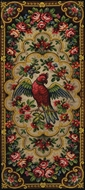 Picture of A very fine and colourful pictorial tapestry