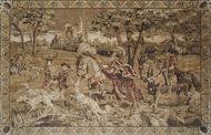 Picture of A Depose French Tapestry