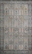 Picture of A very fine Ghom hand woven woolen carpet