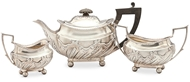 Picture of A bachelor's three piece tea service