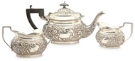 Picture of A bachelors three piece tea service