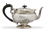 Picture of A late Victorian bachelor's teapot