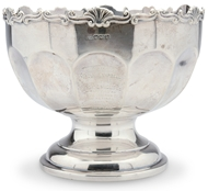 Picture of A silver rose bowl
