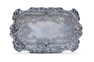 Picture of A Victorian dressing table tray