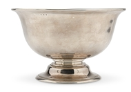 Picture of A silver footed bowl