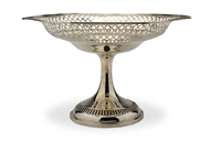 Picture of An Edwardian silver comport