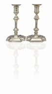 Picture of A pair of candlesticks