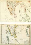 Picture of India (Southern Part) 1765 - 1845