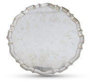 Picture of A circular salver