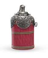 Picture of A caravan water container from Rajasthan