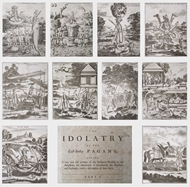 Picture of THE IDOLATRY OF THE EAST-INDIA PAGANS