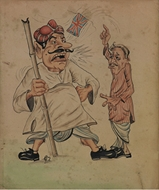 Picture of GAGANENDRANATH TAGORE (1867 - 1938)