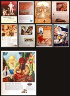 Picture of ILLUSTRATED ADVERTISEMENTS