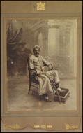 Picture of H.H. BHOPAL SINGH (1884 - 1955)